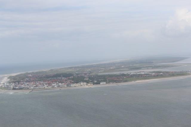 Norderney von oben