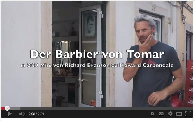 Der Barbier von Tomar
