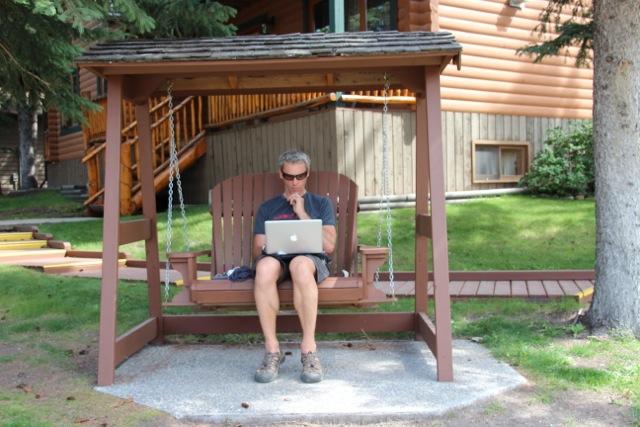 Heavy Blogging: Dirk in Kanada