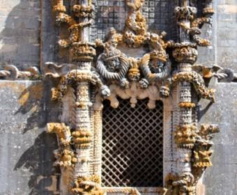 Convento_Cristo_Manuelinische_Fenster