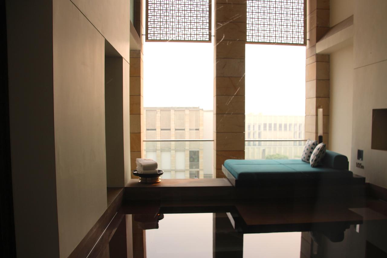 Hotelzimmer mit Privatpool