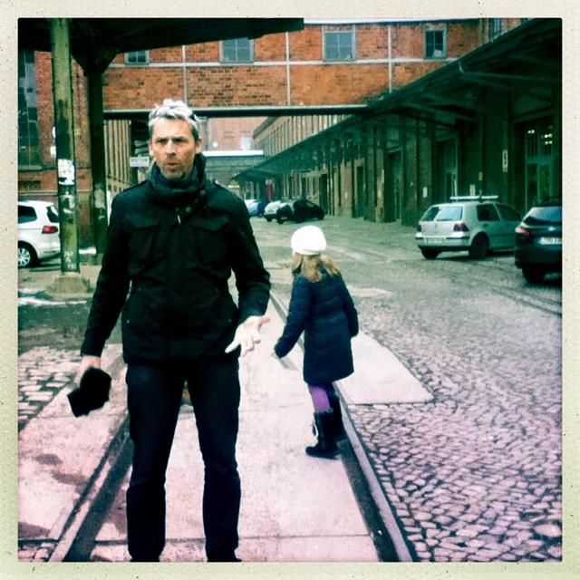 Dirk und Benita suchen Neo Strauch
