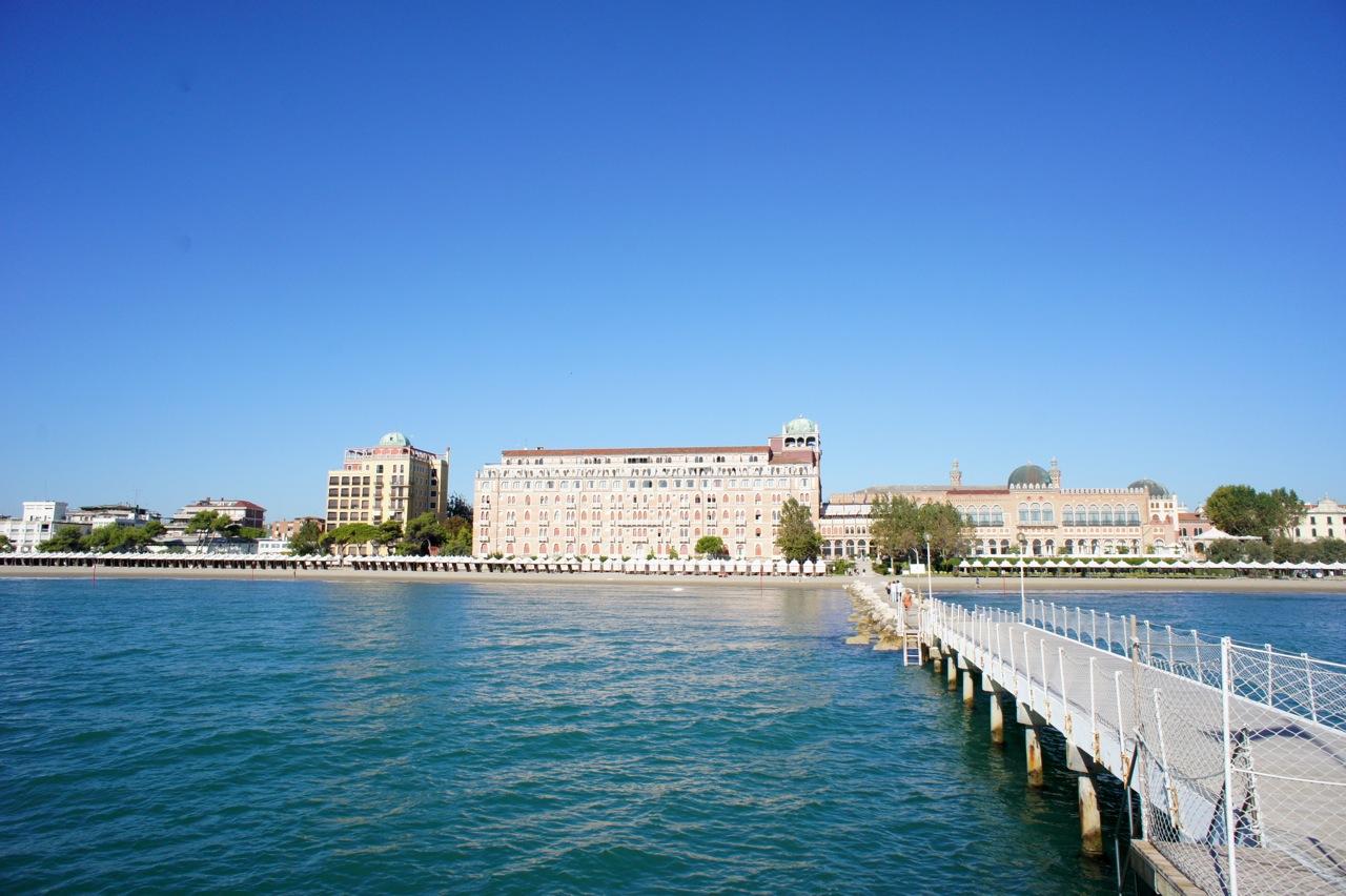 Hotel Excelsior in Venedig
