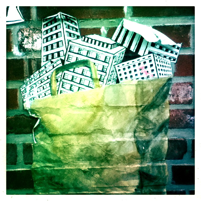 Streetart bei der Baumwollspinnerei