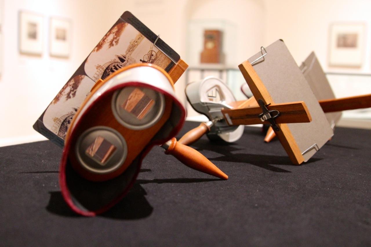 Stereoskope lieferten neues Sehvergnügen