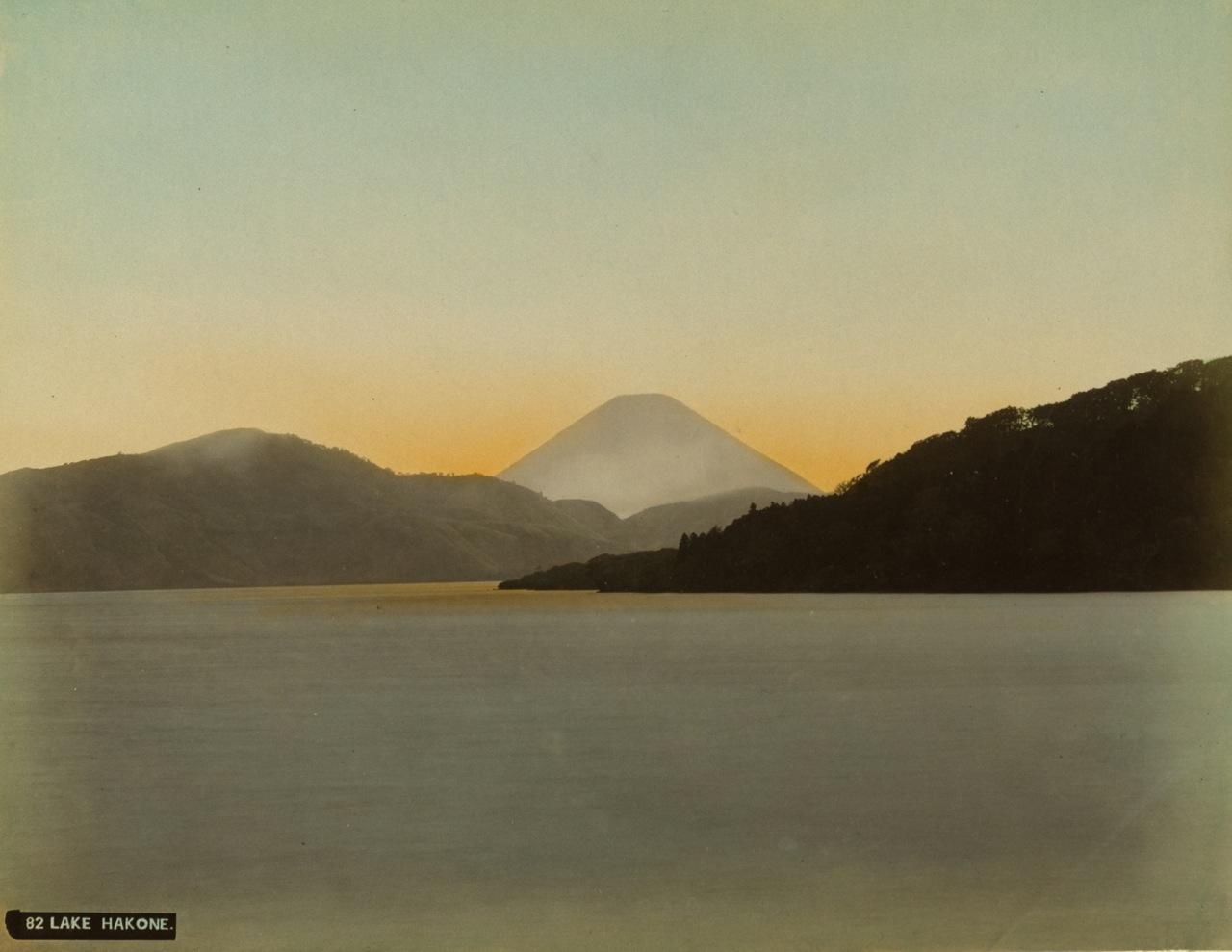"""""""Typisch Japan"""":Reisefoto vom Fuji"""