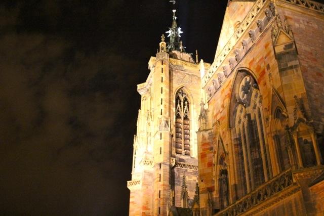 das Münster in Colmar