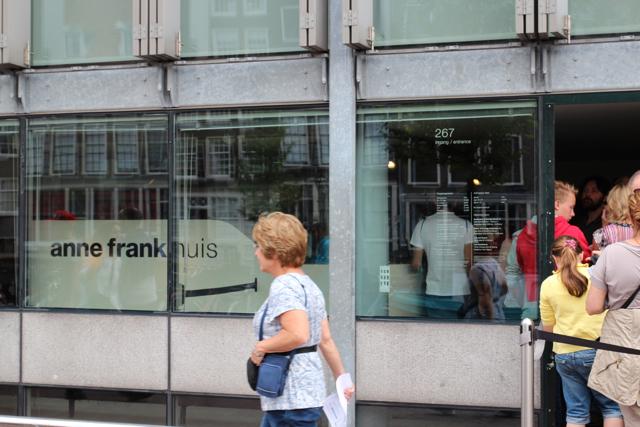 das Anne Frank Haus