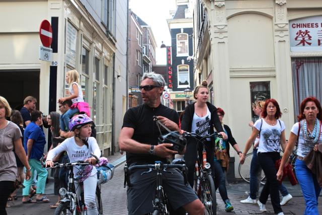 Chaos in Amsterdam – wir verfahren uns