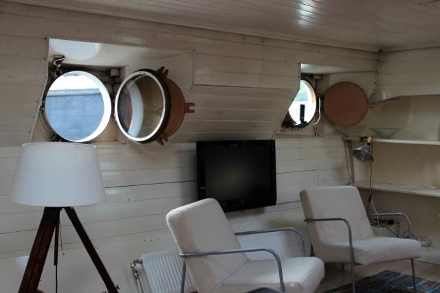 das Hausboot von Marlijn