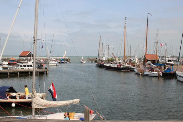 Hafen im Ijsselmeer