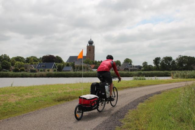 von Leeuwarden nach Lütje Lollum