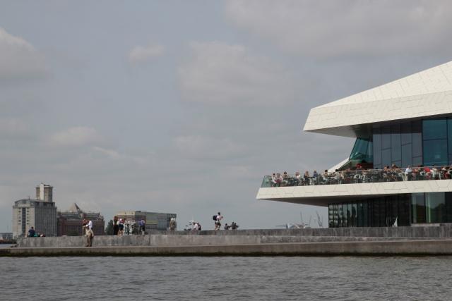 die Oper in Amsterdam