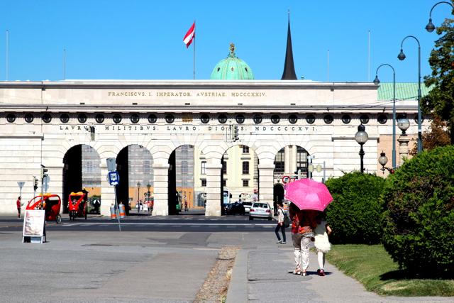Pomp in Wien