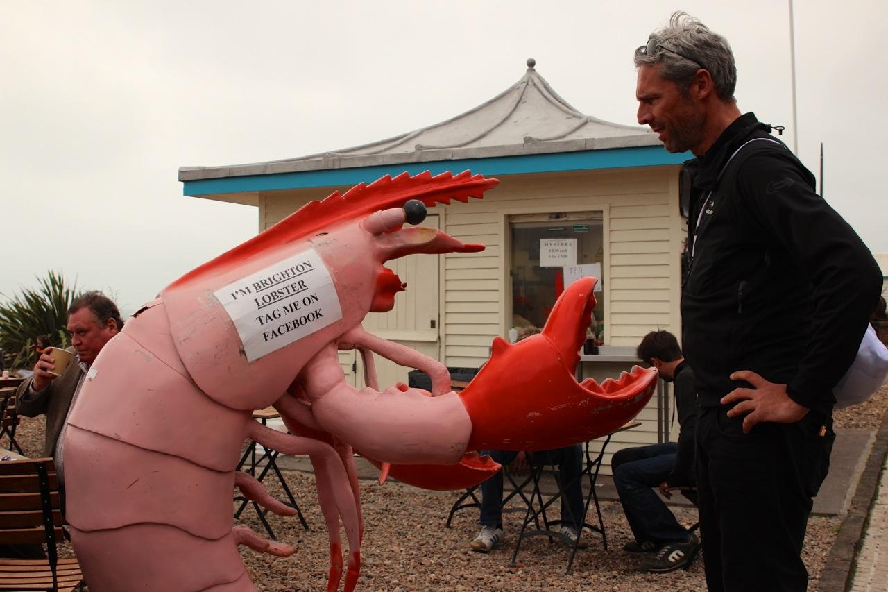 Dirk und Lobster