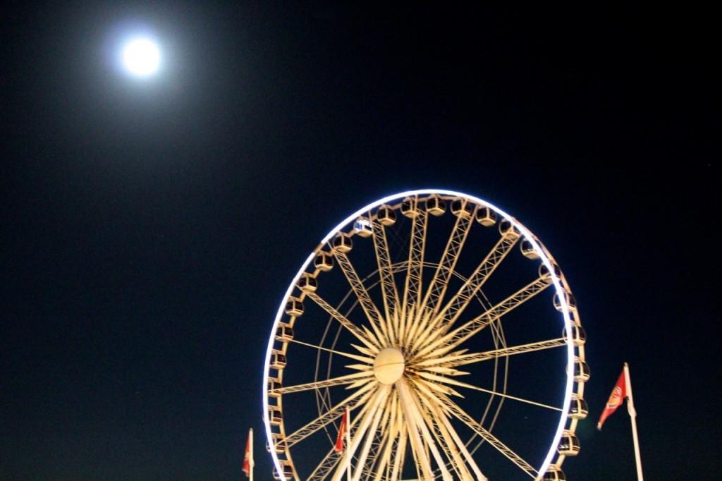 Riesenrad in Brighton