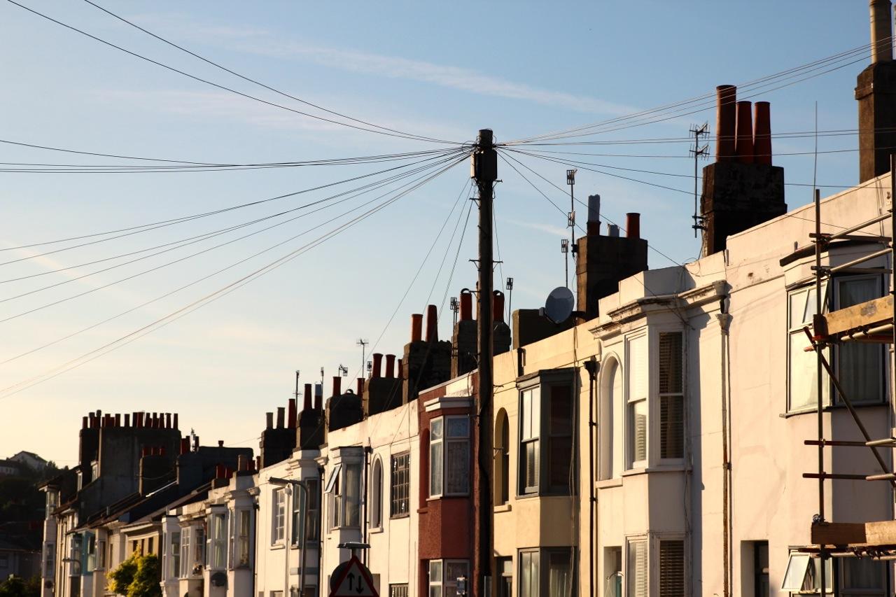 Straßen in Round Hill Strasse