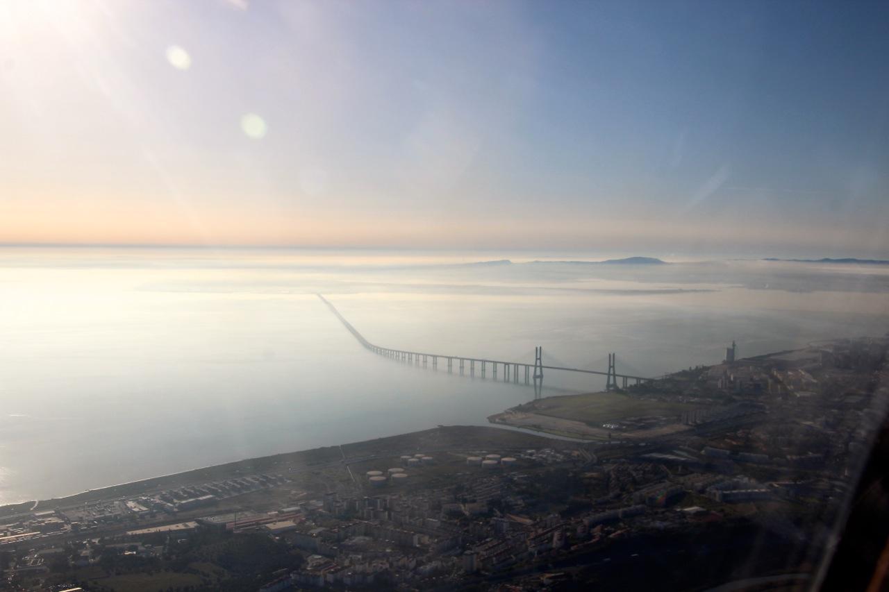 die Ponte Vasco da Gama