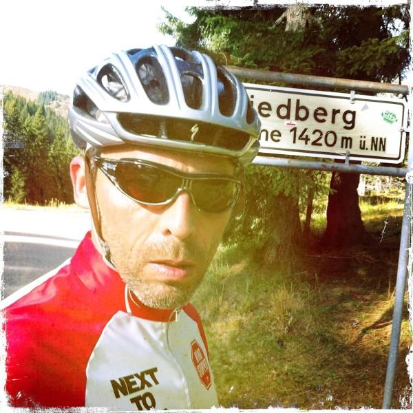 Dirk am Riedbergpass
