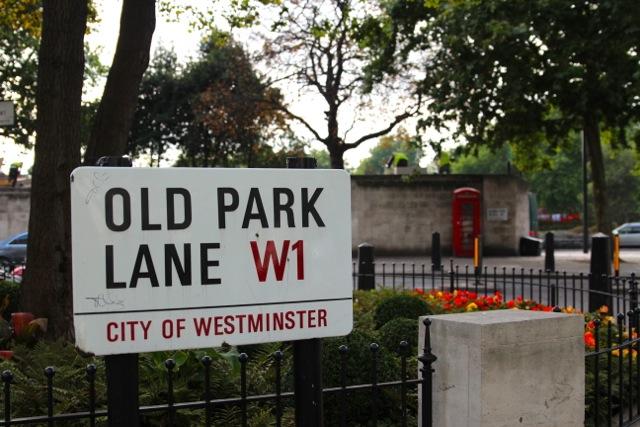 die Old Park Lane
