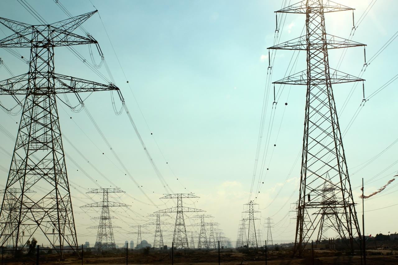 Strom wird natürlich auch gebraucht