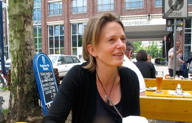 Nora in Hamburg