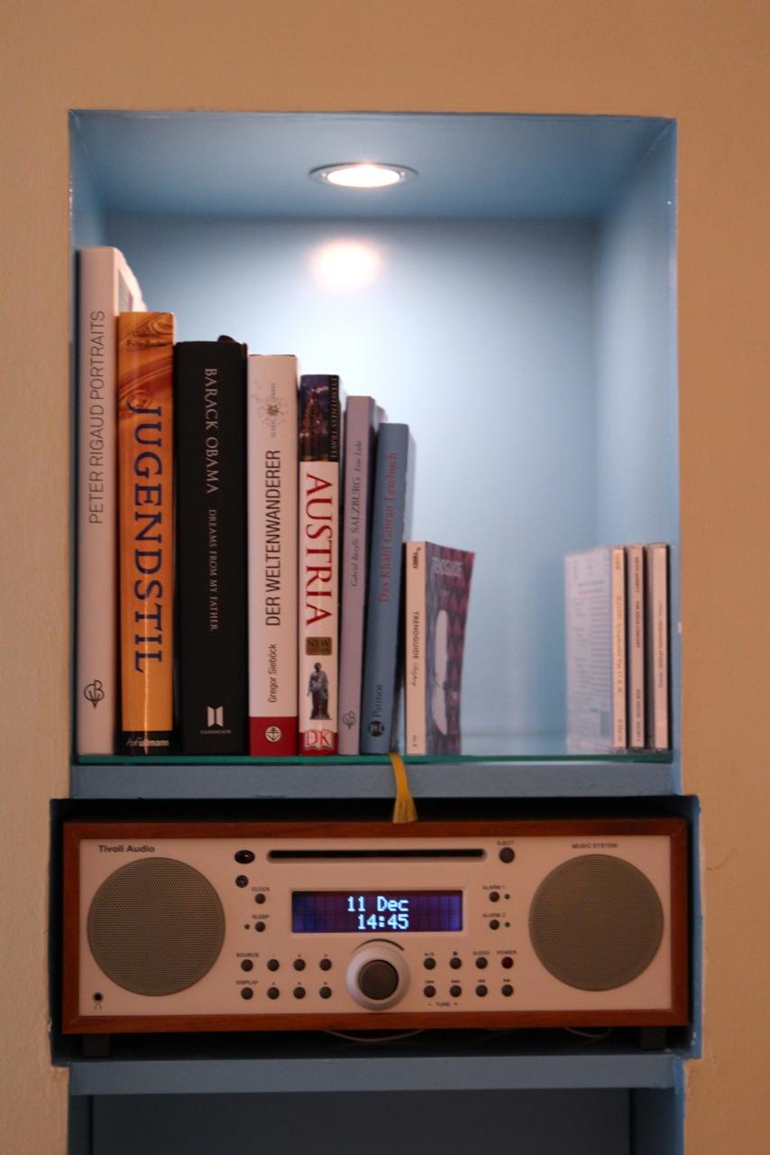 Musik und Bücher