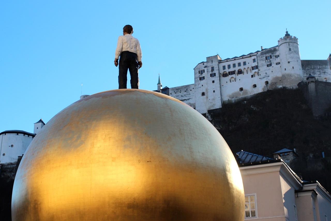Balkenhols goldene Kugel