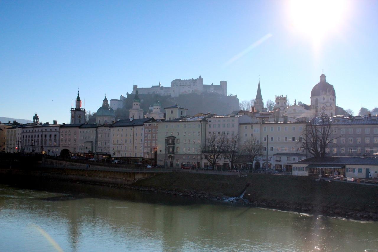 die Salzburger Festung