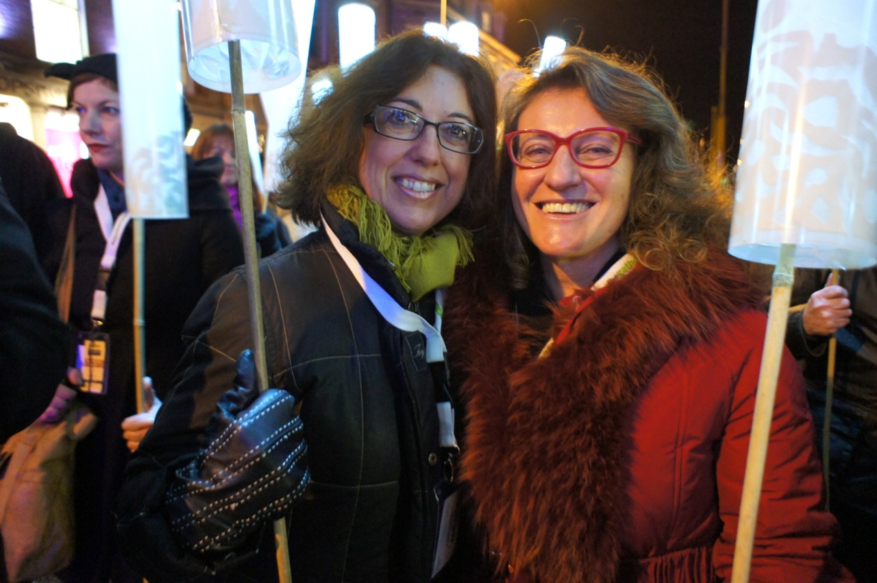 Mariaterese und Carmen aus Italien