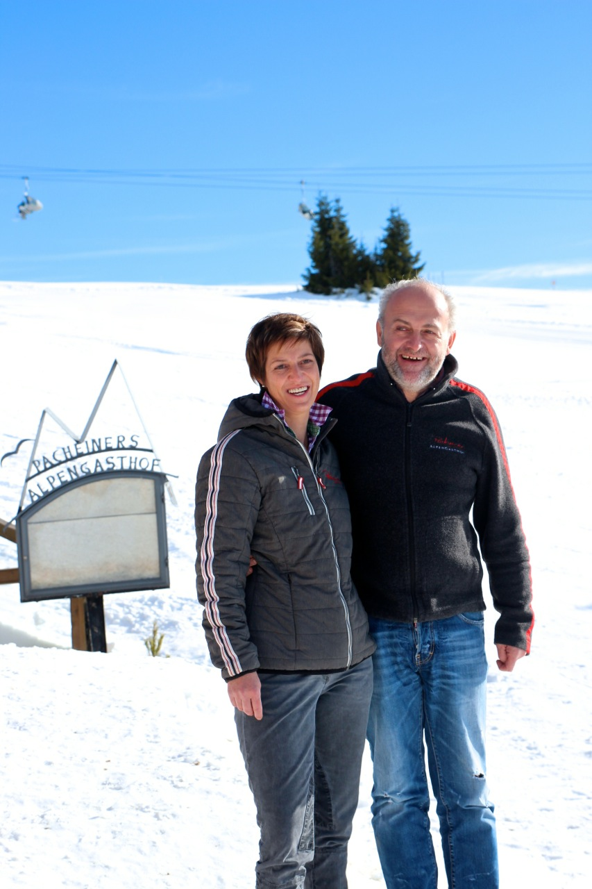 Petra und Franz Pacheiner