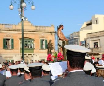Osterprozession auf Malta