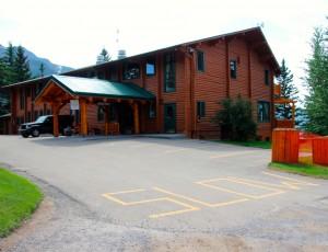 die Overlander Mountain Lodge – endlich wieder eine warme Dusche