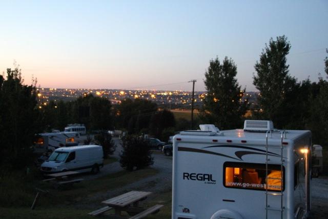 Der Campground Calgary West