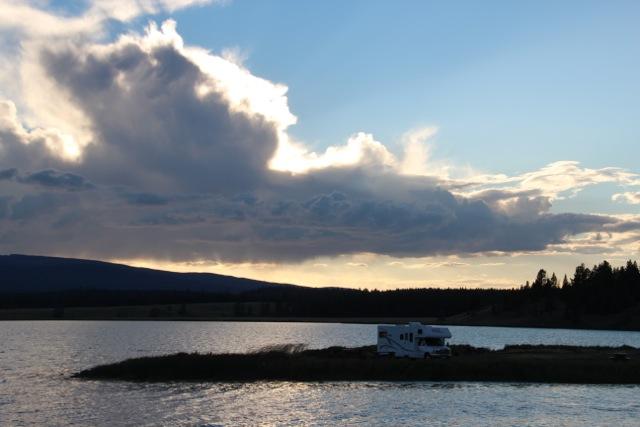 Traumplatz am Tunkwa Lake