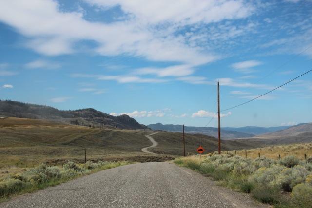 Eine perfekte Straße für das eigene Road-Movie