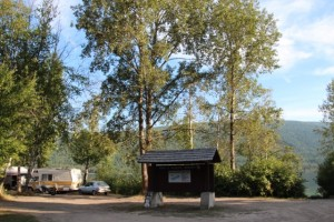 Der White Lake Campground