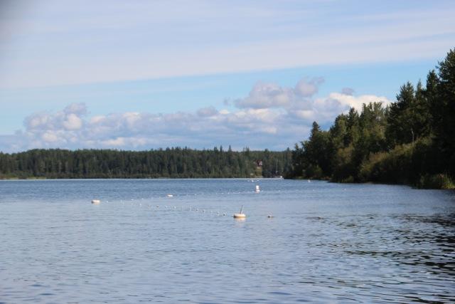 Der Ten Mile Lake