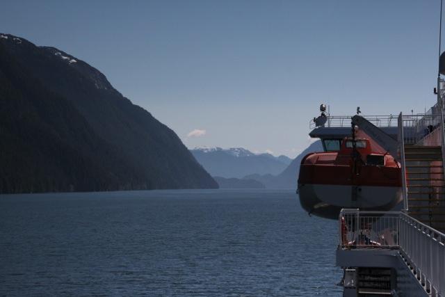 Die Inside Passage in British Columbia