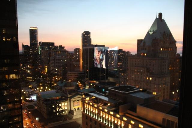 Kunstpaläste und Hoteltürme: Vancouver Art Gallery und eine Betten-Burg