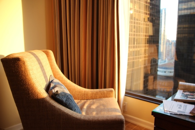 Zimmer 2001 im Four Seasons Vancouver