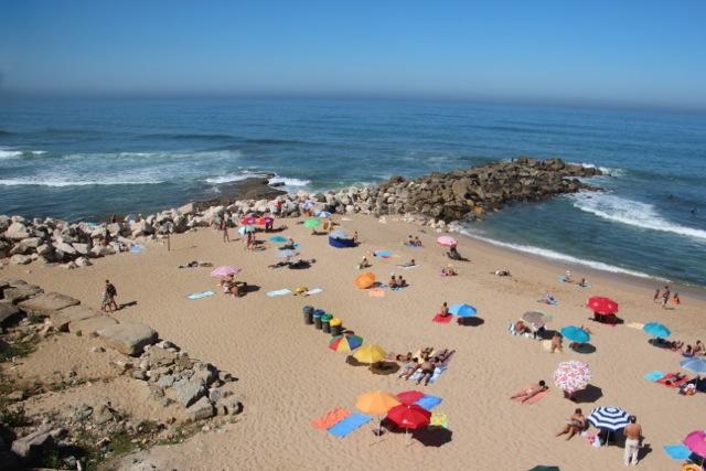 entspannen am Strand von Ericeira