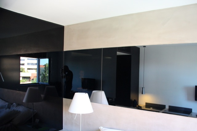 Unser Zimmer im Fontana Park in Lissabon