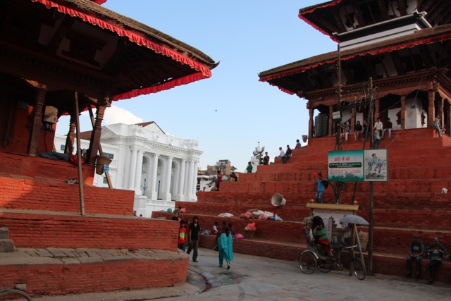 Durbar Square – das historische und spirituelle Zentrum am Stadtrand Kathmandus