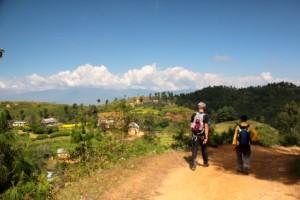Blick über das Tal