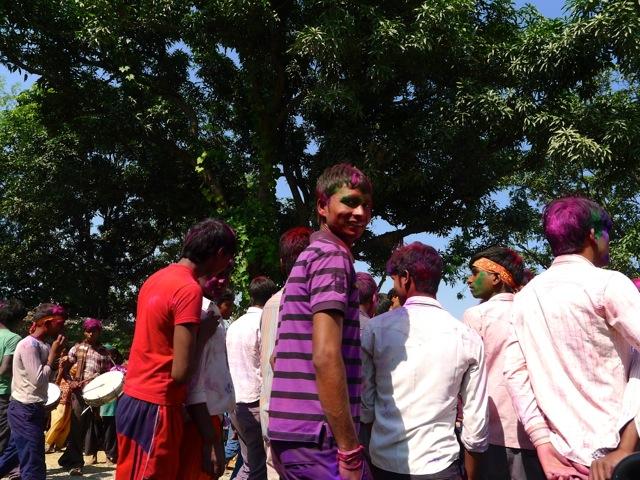 Während des Dashain-Festes feiern die Hindus in Nepal ihre Götter