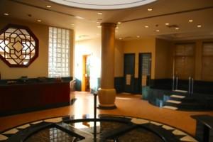 Sauna und Massage-Räume