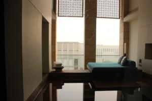 viele Zimmer haben einen Privatpool