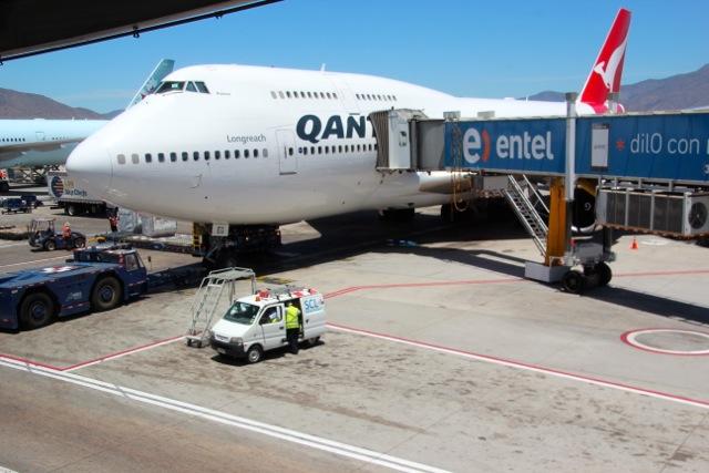Quants bringt uns nach Australien