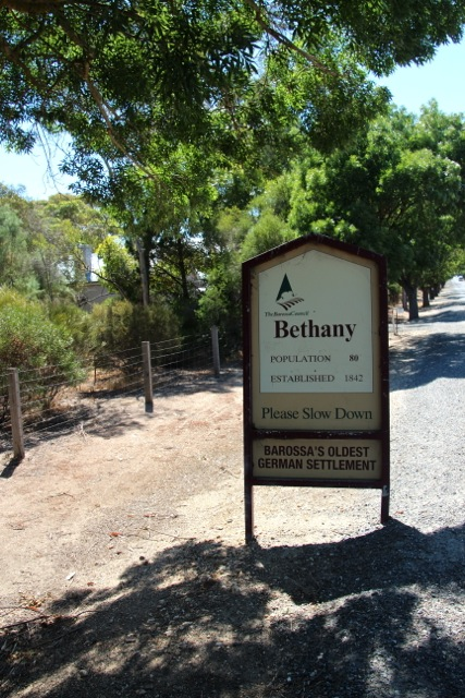 "Bethany – ""oldest german settlement"""